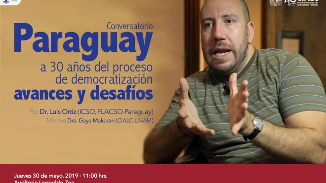 CONVERSATORIO con Luis Ortiz