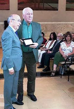 """Homenaje al Dr. Domingo Rivarola en el """"Día del Investigador Paraguayo"""""""